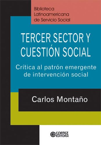 Tercer sector y cuestión social