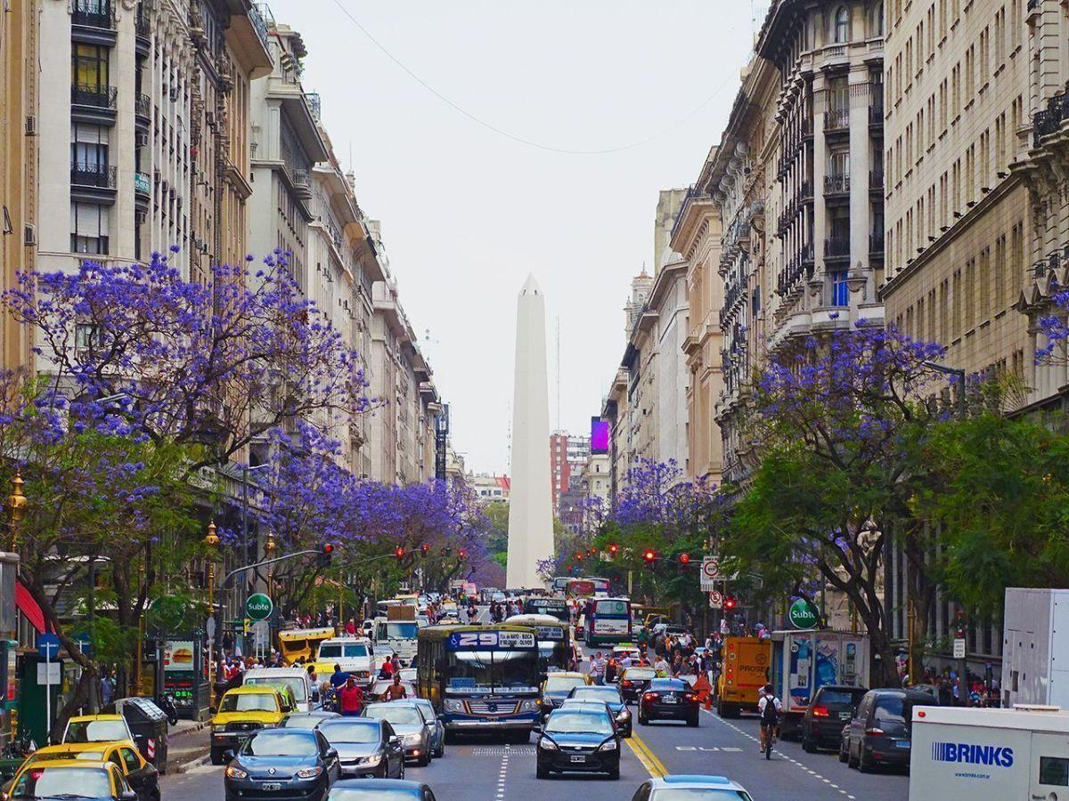 Buenos Aires, una de las ciudades más bellas de Latinoamérica