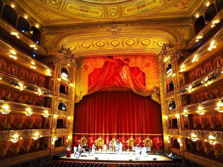 teatro colos de buenos aires