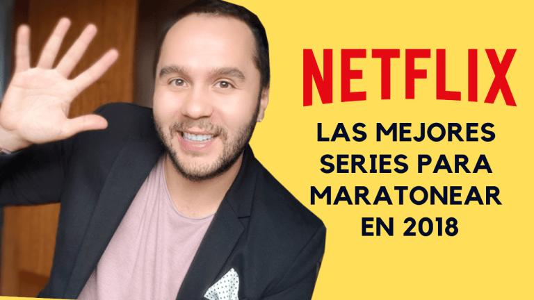 las mejores series de netflix para maratonear
