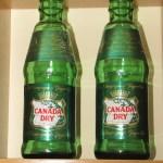 Bottles of Ginger Ale