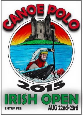 Irish Open Canoe Polo Tournament @ Castle Island | Enniskillen | Northern Ireland | United Kingdom