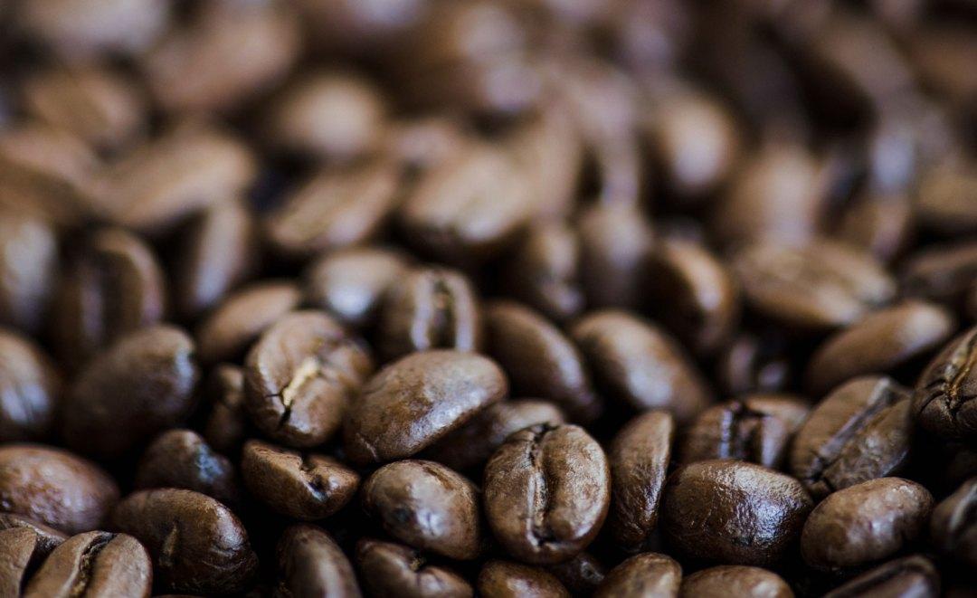 Coffee Beans Koffiebonen
