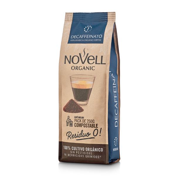 Decaffeinato ground coffee