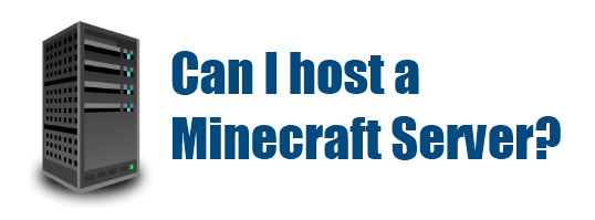 [Minecraft]計算電腦能容納多少玩家同時在線 - CanIHostAMinecraftServer 1
