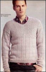 Erkek Kazak Modelleri (El Örgüsü) (16)