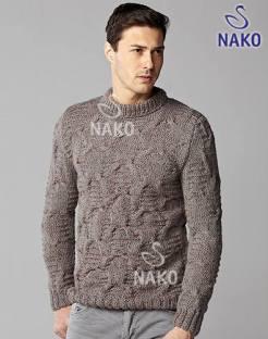 Erkek Kazak Modelleri (El Örgüsü) (17)