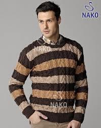 Erkek Kazak Modelleri (El Örgüsü) (18)