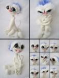 Amigurumi, Örgü Oyuncak Sevimli ve Komik Modelleri