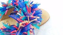 Terlik ve Sandalet Süsleme Modelleri ve Fikirleri