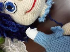 Amigurumi Bebeklerde Boyun Sağlamlaştırma Yapımı