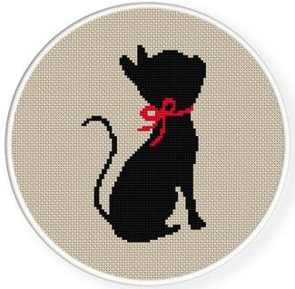 Kanaviçe Kedi (27)