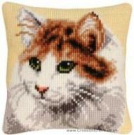 Kanaviçe Kedi (6)