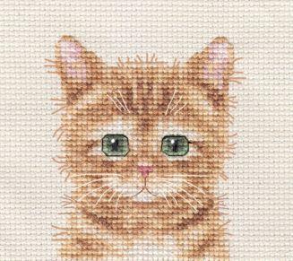 Kanaviçe Kedi (86)