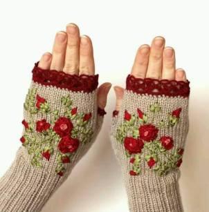 Bayan örgü eldiven modelleri 2016 (12)