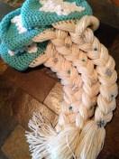 Elsa Örgü Bere Modeli Frozen Hat Crochet (38)