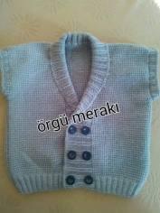 Bebek Örgü Modelleri (15)