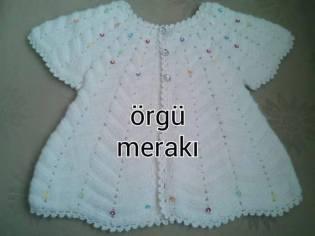 Bebek Örgü Modelleri (16)