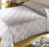 En Yeni Dantel Yatak Örtüsü Örnekleri