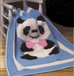 Ayı Motifli Bebek Battaniyesi Modelleri