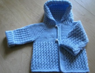Tunus İşi Bebek Hırka Modelleri (4)