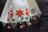 Çiçekli İğne Oyası Modelleri