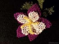 İğne Oyası Küpe Çiçeği Örnekleri (35)