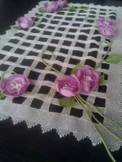 İğne Oyası Küpe Çiçeği Örnekleri (80)