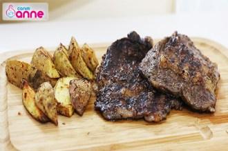 Döküm Tavada Antrikot Nasıl Pişirilir