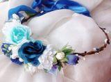 Gelin Tacı Çiçekli (7)