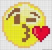 Smile (Gülen Yüz) Şekilleri Lif Modelleri ve Şablonları (5)