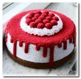 Örgü ile yapılan harika pasta modelleri (3)
