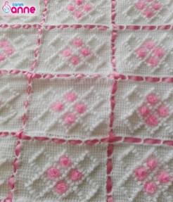 Bebek Battaniye Yapımı