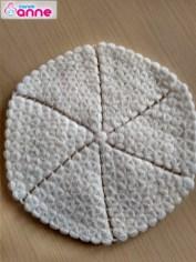 Yuvarlak lif yapımı - Kolay yuvarlak lif modeli (4)