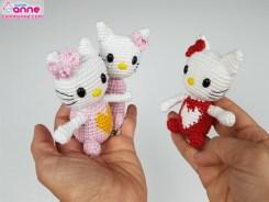 Amigurumi Hello Kitty Yapımı