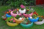 İnanılmaz Bahçe Düzenleme Fikirleri - Kendin yap (44)