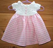 Bebek Yazlık Örgü Elbise Modelleri-14