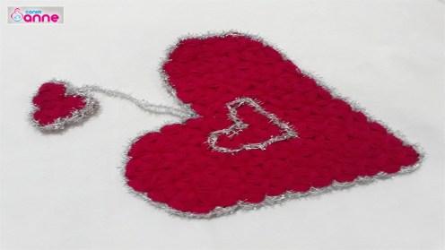 Kalpli davetiye lif modeli yapımı (11)