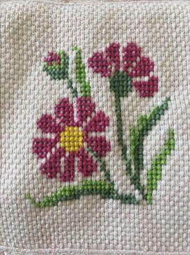 Kanaviçe, etamin süsleme şablon ve desenleri (12)