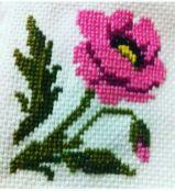 Kanaviçe, etamin süsleme şablon ve desenleri (17)