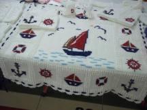 Denizci battaniyesi modelleri (1)