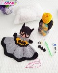 Amigurumi Batman Yapımı