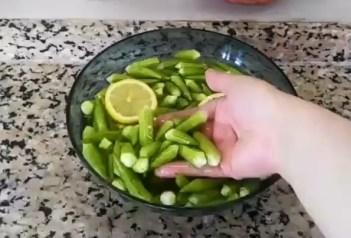 Bamya Yemeği Tarifi (Kıymalı) Püf Noktaları