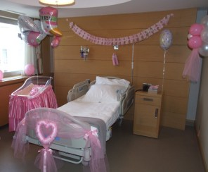 Hastane Odası Süsleme-4