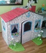 Kartondan Ev Yapımı-2