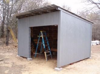 Palet İle Garaj Yapımı-6