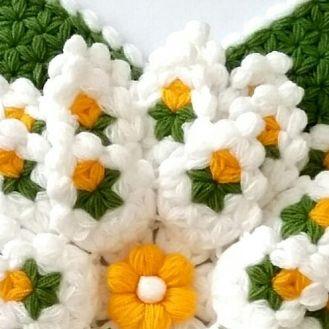 Nilüfer çiçeği lif