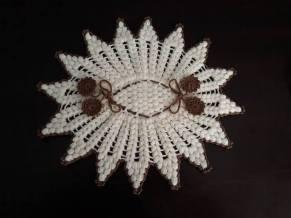 Oval yıldız lif modeli