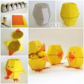 Yumurta Kartonu İle Neler Yapılır-4