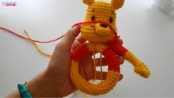 Amigurumi Winnie the Pooh (10)